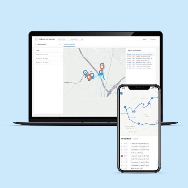 Routes and tracking