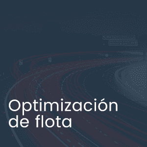 Optimización de flota